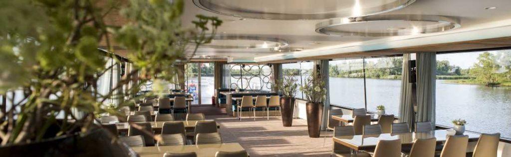 Partyboot huren binnen luxe