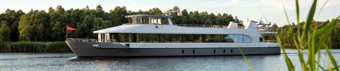 partyboot lage zwaluwe biesbosch